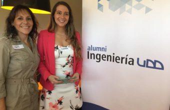 Facultad de Ingeniería realizó desayuno entre Alumnas y Alumni para incentivar las redes entre generaciones
