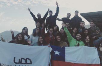 Alumnos de la Facultad de Ingeniería viajan a Suiza en programa de intercambio Magellan