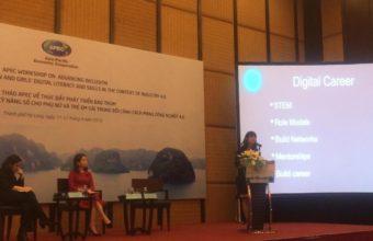 Representante de IDS expone en el Foro de Cooperación Económica Asia - Pacífico (APEC)