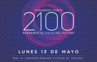 Participaremos del Congreso Corfo 2100