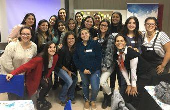 Con éxito se desarrolló en Concepción un nuevo encuentro de