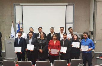 Ceremonia de Certificación del Diplomado de Data Science generación 2018