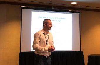 Profesores de la Facultad viajaron a San Francisco, Ca. a encuentro internacional de Data Science