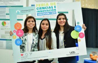 Exitosa Feria de Ciencias e Innovación 2019 en la ciudad de Concepción