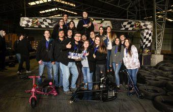 Ingeniería y ruedas. Apasionante carrera de Mini Autos en la Facultad de Ingeniería UDD