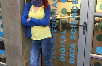 Daniela Optiz, investigadora del Instituto de Data Science se adjudicó proyecto 'Subvención a la Instalación en la Academia 2019'