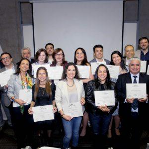 Exitosa Primera Certificación del Diplomado de Transformación Digital