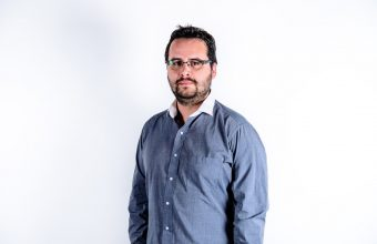 Saludamos a Pablo González Brevis, nuevo Director de la carrera de Ingeniería Civil Industrial sede Concepción
