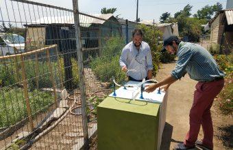 Ingeniería UDD continúa trabajo con biodigestores modulares en colaboración con la Municipalidad de la Pintana