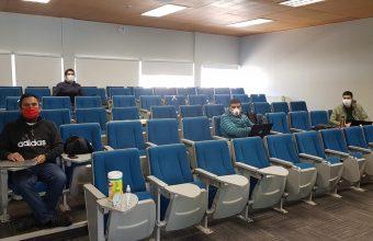 """Postgrados de la Facultad de Ingeniería pone en marcha prueba de plan piloto para un """"retorno seguro"""""""