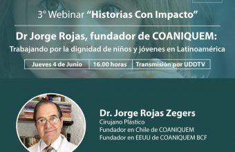 Historias con Impacto: Dr. Rojas de Coaniquem comparte su experiencia