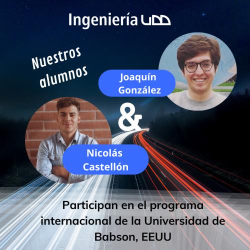 Alumnos participan en el programa internacional de la Universidad de Babson