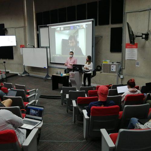 """ExploraTec UDD realiza evento """"5G en Educación Superior: Ingeniería y Tecnología"""""""